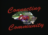 Connecting our Community show logo