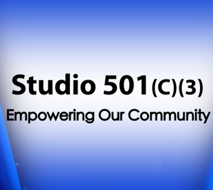 Studio 501(c)(3) show logo