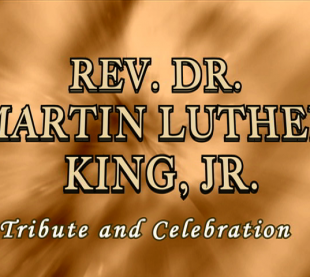Martin Luther King Day 2012