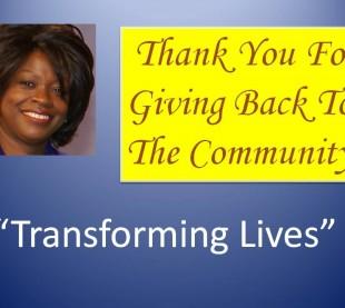 Transforming Lives Branding Icon