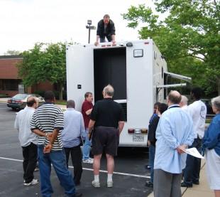 Mobil Production Van (MPV) class