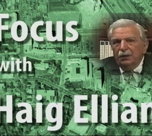 Haig Ellian talk show on Montgomery County Media