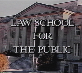 Law School for the Public featured on Montgomery County Media