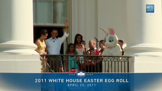 2011 White House Egg Roll picture