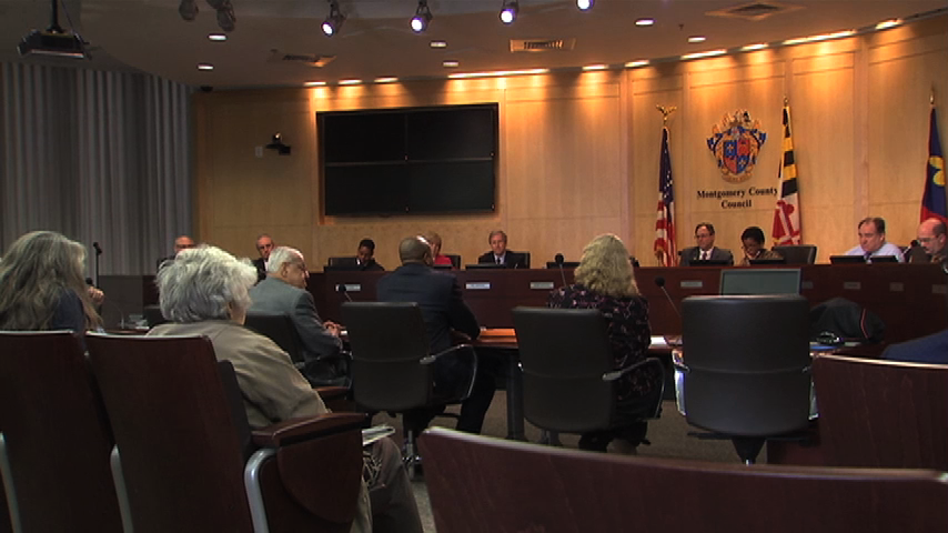 Shaping our Future- A group of experts met and gave advice to the County council on preserving and creating affordable housing in Montgomery County, featured on Montgomery Community Media