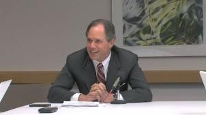 Roger Berliner - Press conference 04-30-12