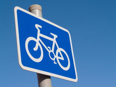Shady Grove Bike Path will provide bicycle access to Shady Grove Metro Station