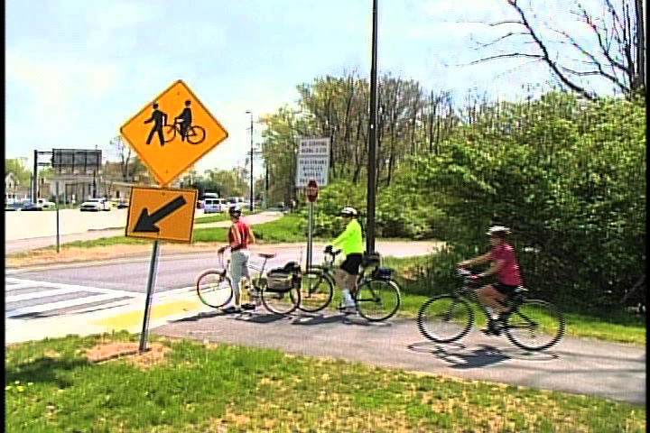 photo of bicyclers