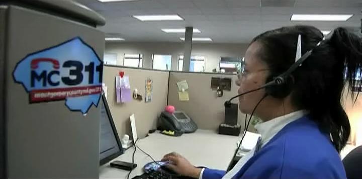 MC311 Call Center picture