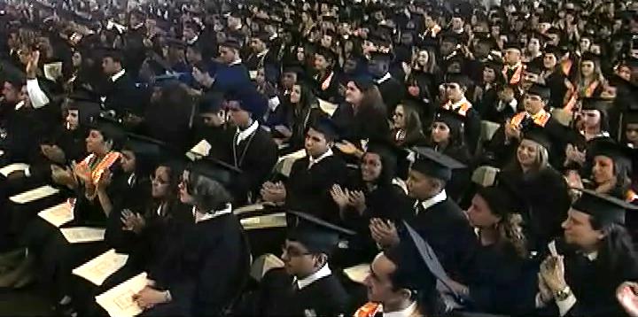 Montgomery College 2012 Graduaiton Ceremony picture