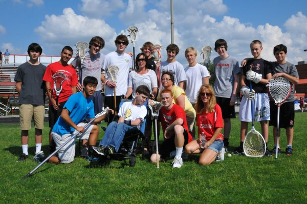 Quince Orchard JV and Varsity LAX Boys picture