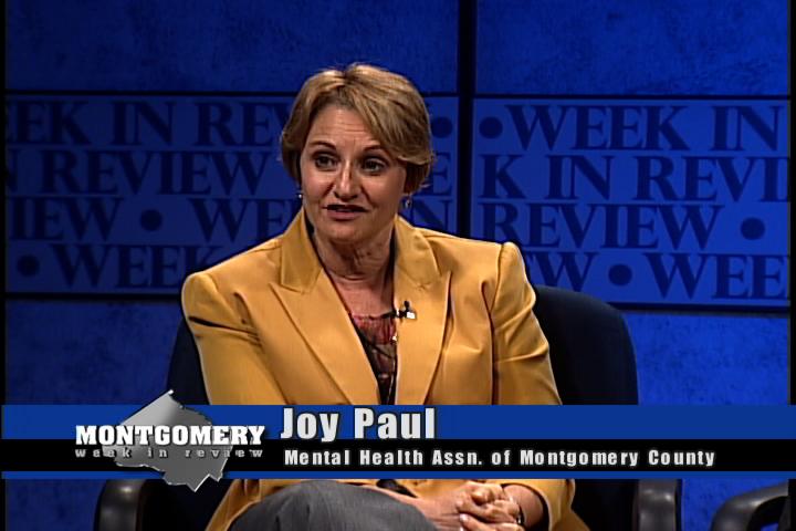 Joy Paul Mental Health Association picture