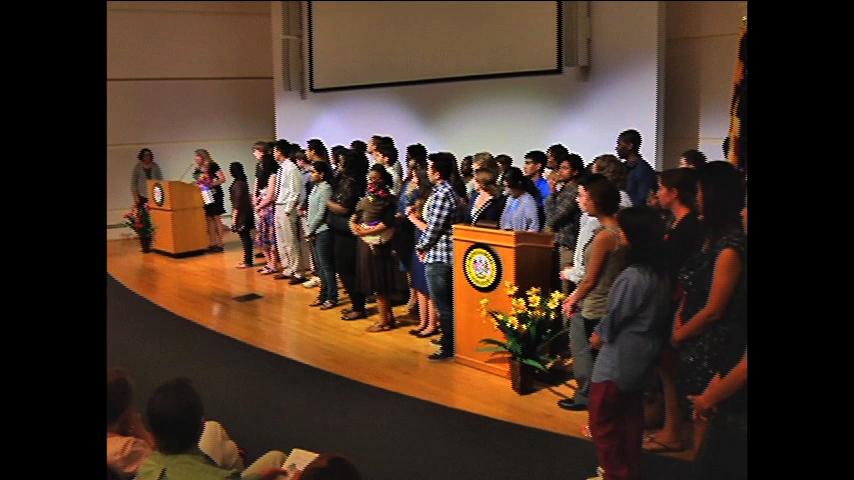 image of Montgomery College student award winners