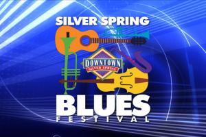 Logo image for Silver Spring Blues Festival