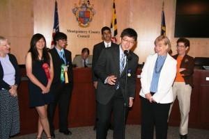 Science Montgomery Winners