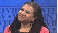 Image of Suzan Jenkins, President of the Arts and Humanities Council, appearing on Montgomery Week In Review