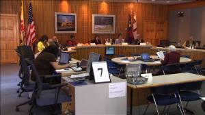 Image of Planning Board Meeting Room