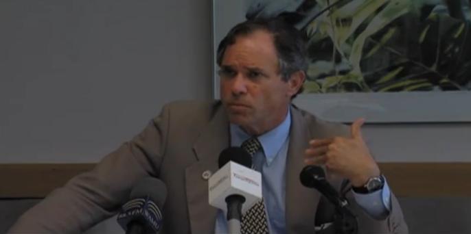 Roger Berliner at 7/30/12 press conference