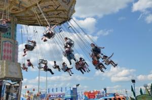 Ride At The Fair