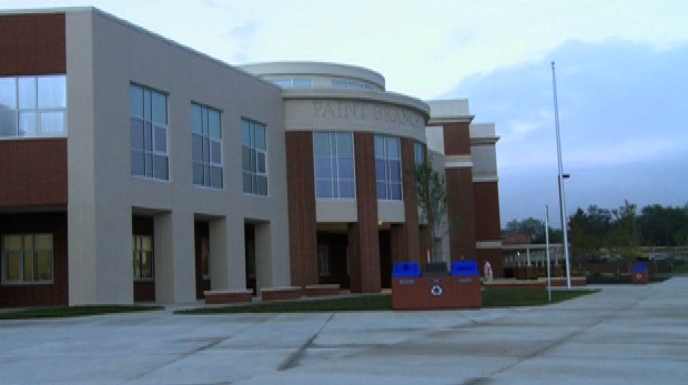 image of New Paint BranchHigh School