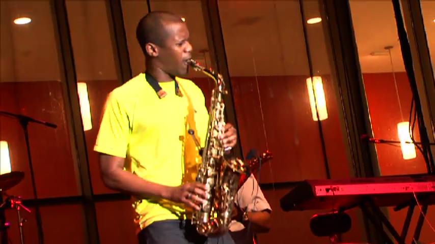 Performer at Silver Spring Jazz Festival