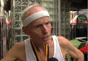 Chad Robbins at The Kendlands - Lakelands 5K Race
