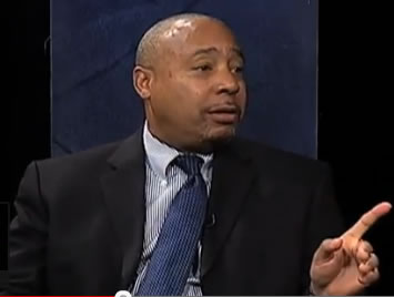 Elbridge James, Board President of Progressive Maryland
