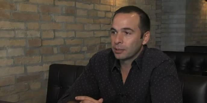 Roberto Pietrobono owner of Olazzo