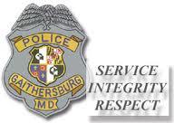 gaithersburg police