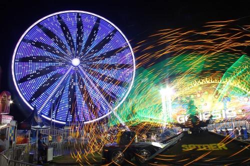image of fair ride