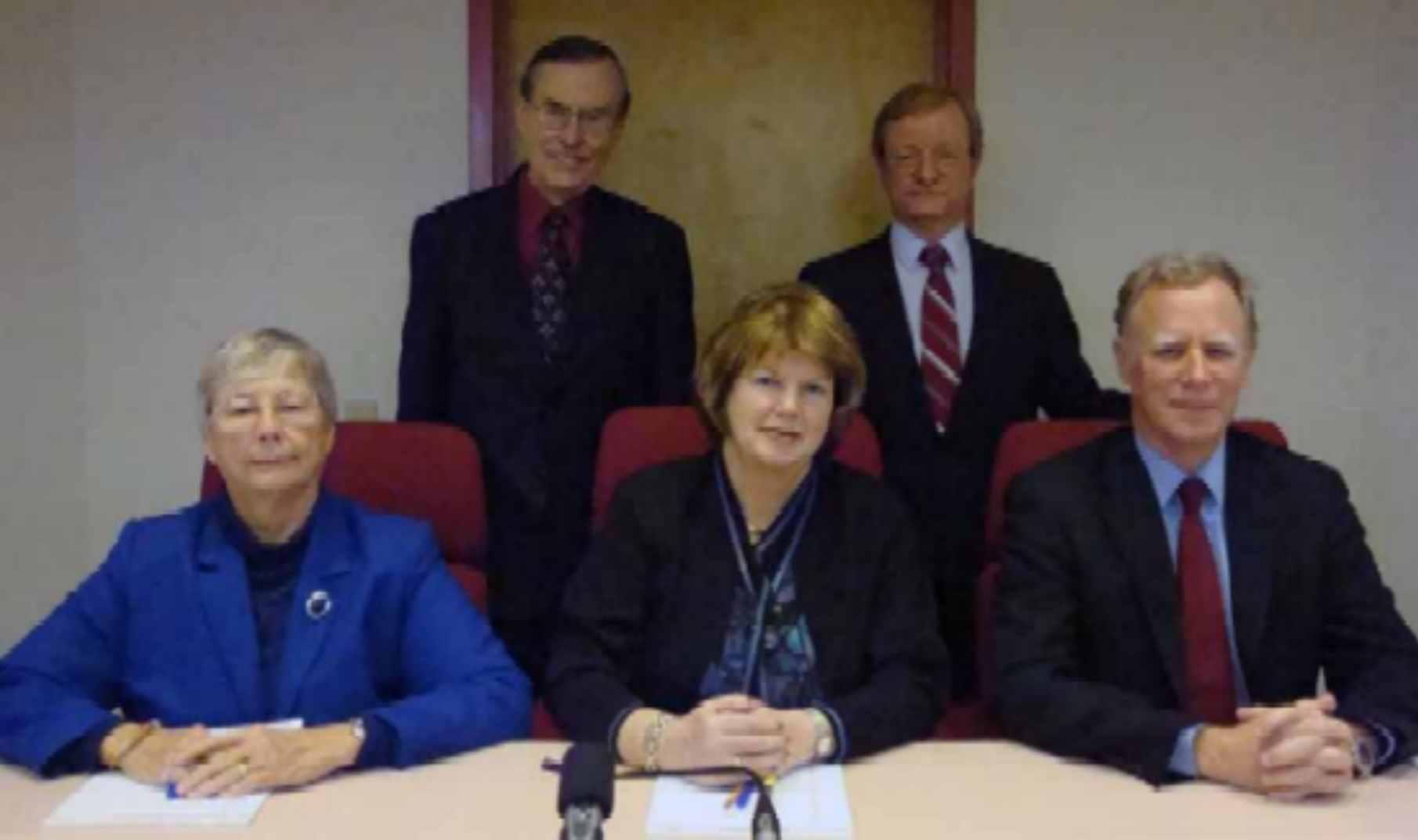 Board of Appeals members