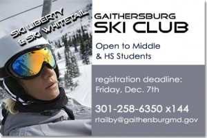 Gaithersburg Ski Club