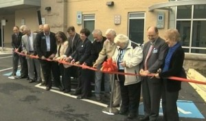 Rockville Police Station Ribbon Cutting