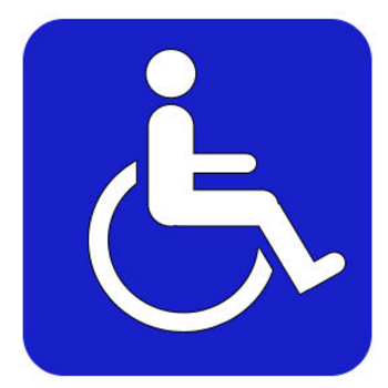 wheelchair graphic