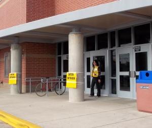 Richard Montgomery High School entrance