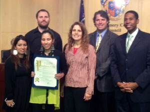 Image of Angie Fuentes, Seneca Valley High School, cross-country runner