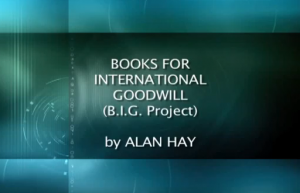 Books for International Goodwill