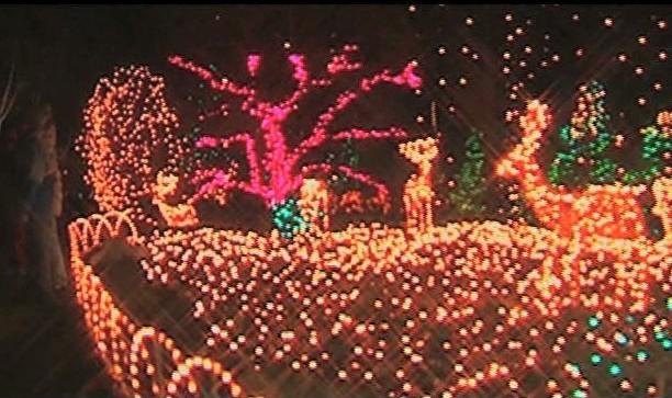 Brookside Garden of Lights
