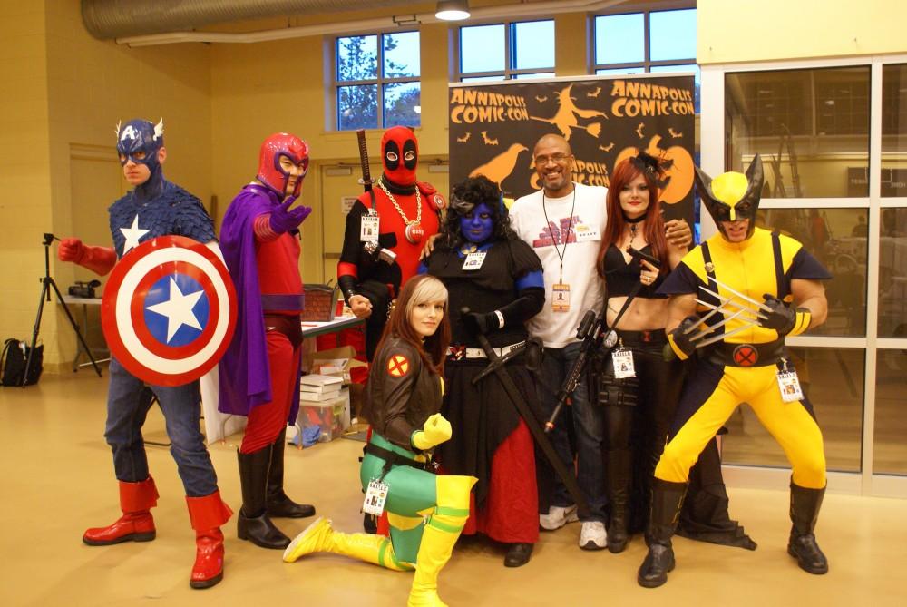 Annapolis Comic Con