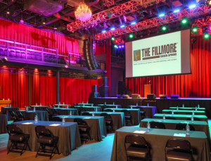 photo of the Fillmore Silver Spring