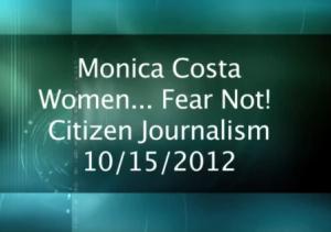 Women Fear Not