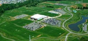 Maryland SoccerPlex Fields