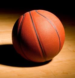 photo of basketball