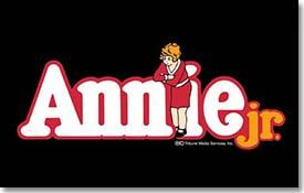 Annie Jr. photo