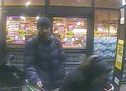 Safeway Robbery Suspect photo