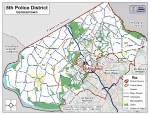 5th District Montgomery County Police Germantown Photo