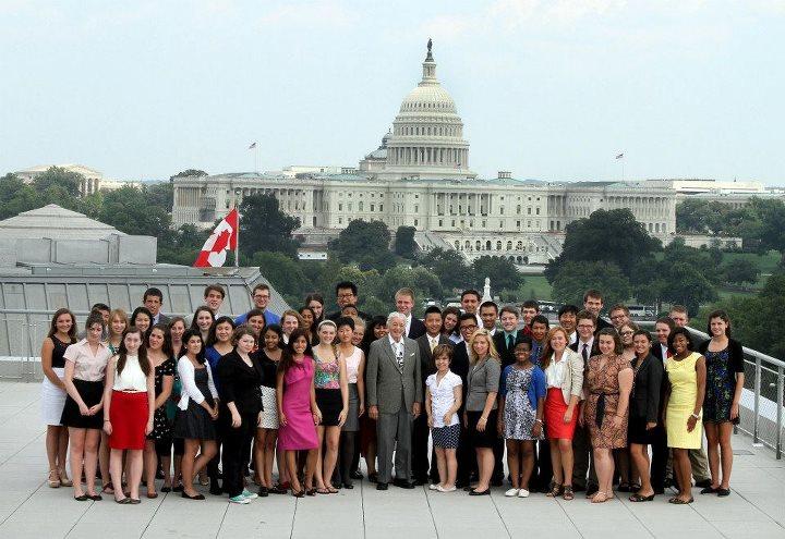 Al Neuharth Conference photo
