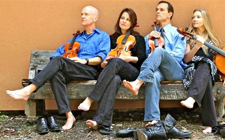 Carpe Diem String Quartet Photo