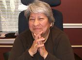 Photo of Elizabeth Ortega-Lohmeyer