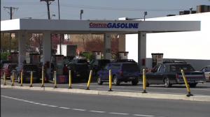 Photo Gasoline Station